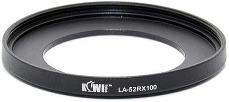 Lens/Filter Adapter Ring 52mm for Sony DSC-RX100 RX100 II III IV Camera