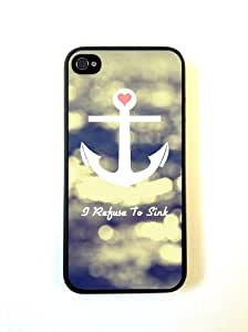 Refuse To Sink Beach Bokeh Case For Sumsung Galaxy S4 I9500 Over CaFor Sumsung Galaxy S4 I9500 Cover...