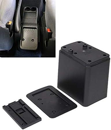 Yxsd For Citroen Berlingo Apoyabrazos Caja Peugeot Partner 2014 Capa Accesorios de Coches Caja Original Mano Doble Chargeable Color Name : Black Base Only