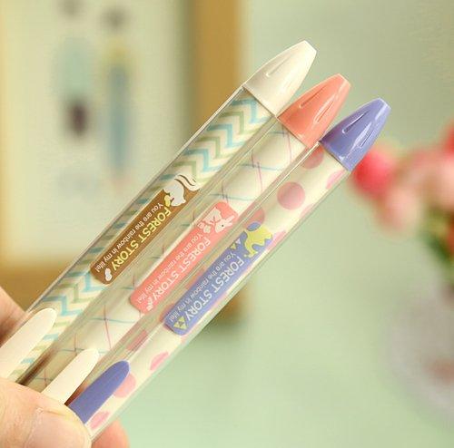 Gel Pen. Kawaii Dot Printed Gel Pen ,Office Supply by Office & School Supplies YingYing (Image #2)
