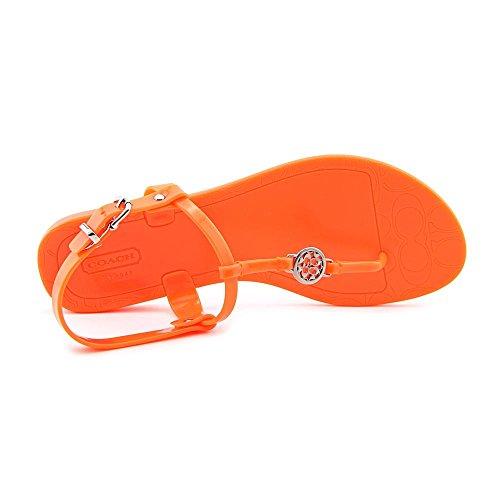 Tränare Kvinnas Pansy Gelé Fluorescerande Orange
