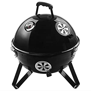 ChangDe - Weber Carbone Griglie BBQ Grill - Barbecue a carbonella di Spazio Grill Portatile a Carbone Grill Grande… 1 spesavip