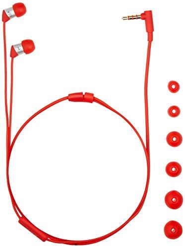 AKG-Ultra-Small-In-Ear-Headphone-Red-Y23U-Red