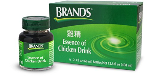 BRAND'S Essence of Chicken Drink, 13.8 Fluid Ounce.