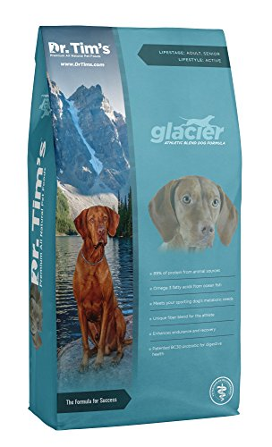 Dr. Tim'S Premium All Natural Pet Food Glacier Athletic Blend Dog Formula 40#