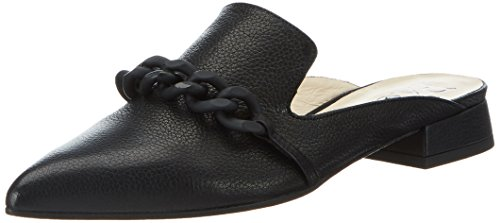 Paco Gil P3201 - Mules Mujer Schwarz (Black)