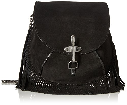 Lucky Maya Small Cross Body, Black by Lucky Brand