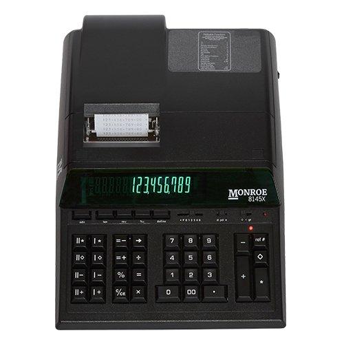 MONROE OEM Calculators, BLACK