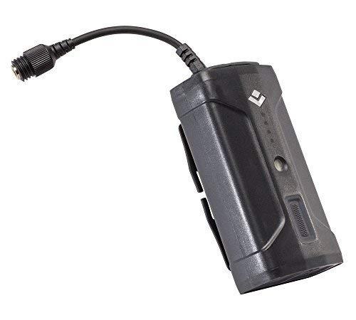 Black Diamond Icon Rechargeable Battery Black