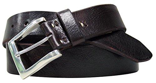 Bill Lavin Belts (Leather Island 40mm Belt Brown Italian Leather)