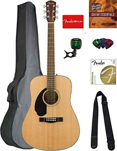 Fender CD-60S Solid Top