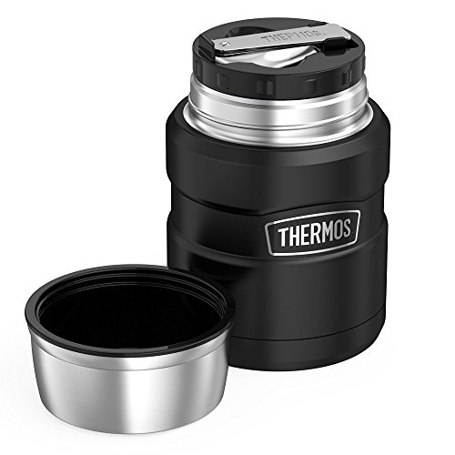 Thermos Stainless King 16 Ounce Food Jar with Folding ...