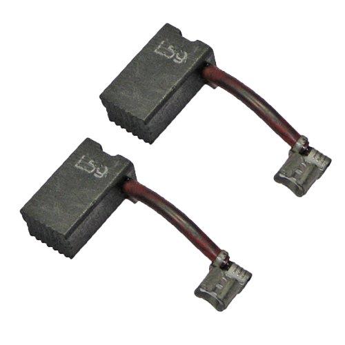 DeWalt 655213-02 Pack of 2 Carbon Brushes & - Dewalt Brushes Carbon