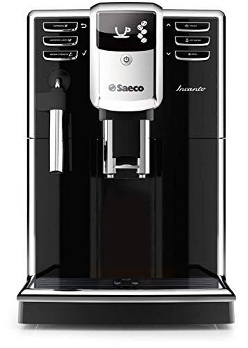 Saeco HD8911/48 Incanto Classic Milk Frother Super Automatic Espresso Machine, Black ()
