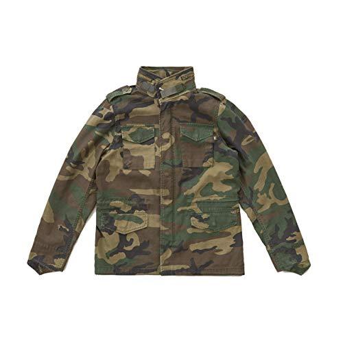 Alpha Industries Women's M-65 Defender W Field Coat