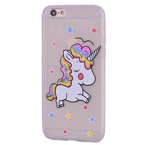 custodia iphone 6 unicorno