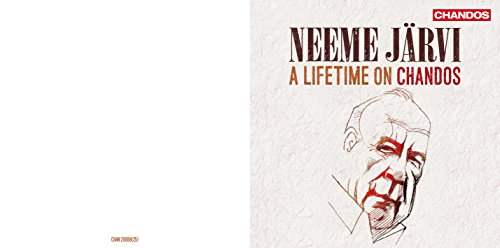 Lifetime Cd - Neeme Jarvi: A Lifetime on Chandos
