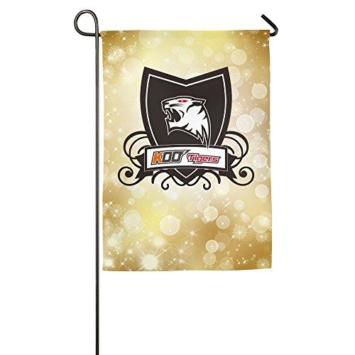 [League Of LegendsKoo Tigers Garden Flag] (Ashe League Of Legends Cosplay Costume)