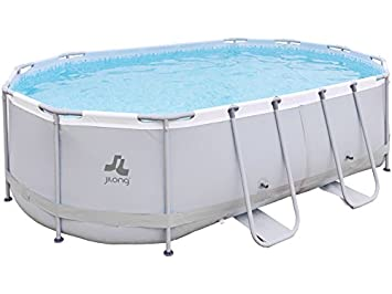 Piscina Desmontable 427X275X100 cm. JILONG 17727-1EU