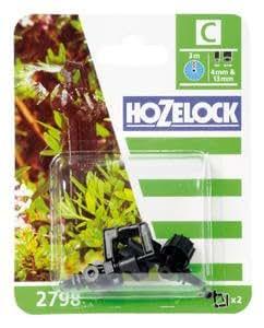 Hozelock 360 grados. Mini Rociador