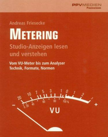 Metering: Studio-Anzeigen lesen und verstehen