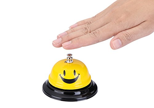 Astounding I Mart Call Bell Service Bell Front Desk Bell Ring Bell For Office Hotel Classroom School Dinner Kitchen Restaurants Smiley Face Home Interior And Landscaping Oversignezvosmurscom