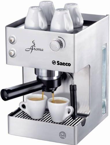 Amazon.com: Saeco aroma – Máquina de café, Plateado: Kitchen ...
