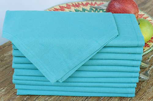 Pack of 12 ,100% Natural Cotton ,20