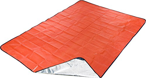 S.O.L Survive Outdoors Longer All Season Blanket, Thermal Blanket and Emergency Shelter, 5' x7' by S.O.L Survive Outdoors Longer