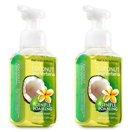 Bath and Body Works Gentle Foaming Hand Soap, Coconut Lime V