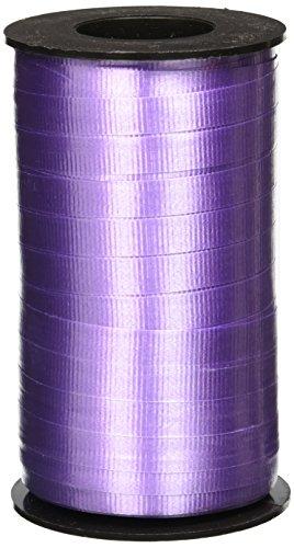 Berwick 3 08 3/8-Inch Wide by 250 Yard Spool Super Curl Crimped Splendorette Curling Ribbon, Lavender