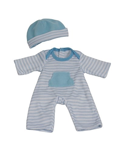 JC Toys Blue Romper (up to 11