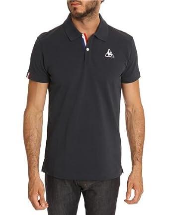 LE COQ SPORTIF - Polos manches courte - Homme - Polo Gorge Tricolore Bleu  Marine - 2a1348f07487