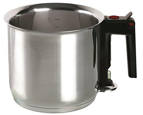 ELO 99414 Stainless Steel 1.6-Quart Double Boiling Simmer Po