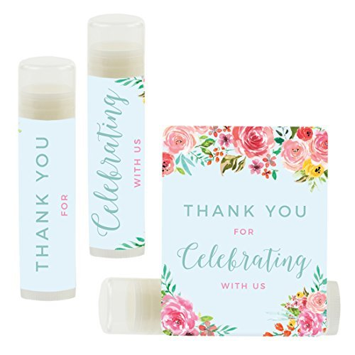 Andaz Press Bridal Shower Bachelorette Party Lip Balm