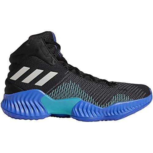 adidas Performance Mens Pro Bounce 2018 Basketball Shoes Black - 14US