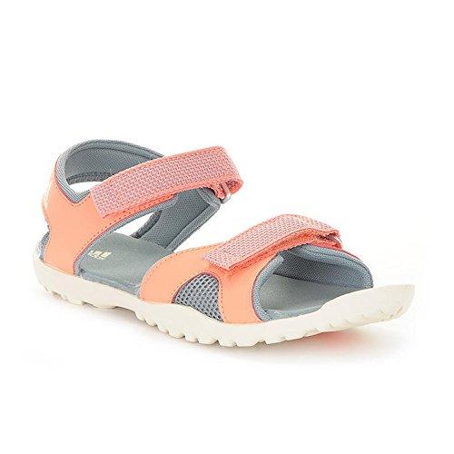 Adidas Sandplay OD K - AF6133 - Color Pink-Grey - Size: 11.0 by adidas