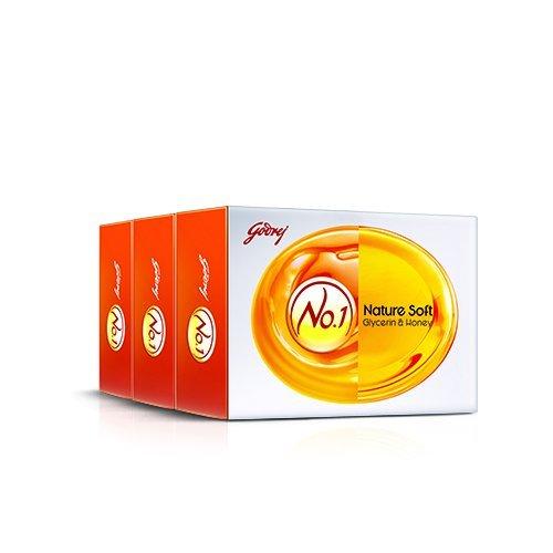 godrej-no1-honey-and-glycerine-soap-125g-pack-of-3