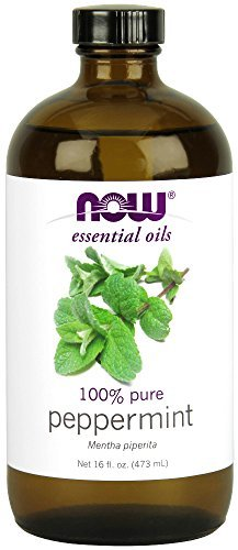 NOW Foods Essential Oils Peppermint -- 16 fl oz Now-ki