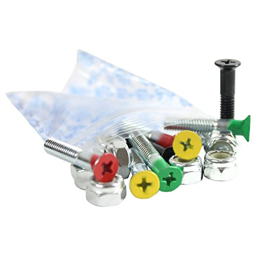 - Dimebag Hardware Skateboard Mounting Nuts and Bolts 1
