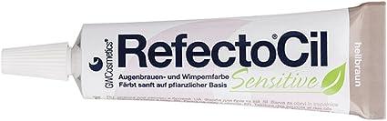 Refectocil sensibles de las pestañas y cejas Tinte 15 ml, color ...