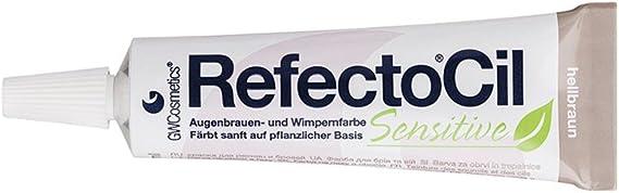 Refectocil sensibles de las pestañas y cejas Tinte 15 ml ...