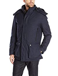 RFT by Rainforest Rft Parka with Removable Hood