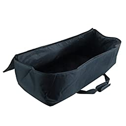 LimoStudio Photography Studio Equipment Big Size Zipper Bag with Pocket , AGG1065