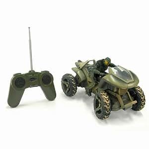 Amazon.com: Halo Radio Control Mongoose with Master Chief