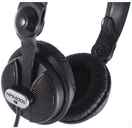 Behringer Headphones Hpx4000 Hochpräzisions Dj Kopfhörer Musikinstrumente