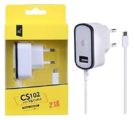 One Plus CS102 - Cargador sector 2 en 1 con cable micro USB ...