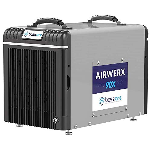 Which is the best dehumidifier with pump for crawl space?