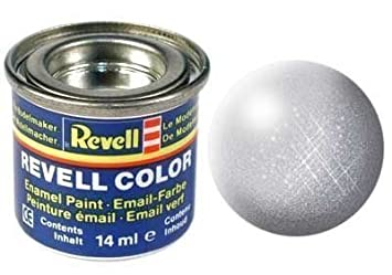 Revell Paint Silver Metallic 90 Amazoncouk Toys Games