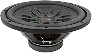 "DS18 SLC-MD12.2pk Slc-MD12 Pair of Select 12"" Single Voice Coil Subwoofer 1000W Max Power"